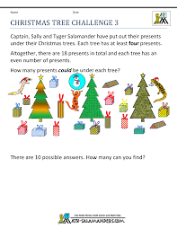 First Grade Math Worksheets Free Christmas Math Worksheets