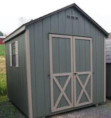 wood storage shed kits alan u0027s factory outlet quality sheds