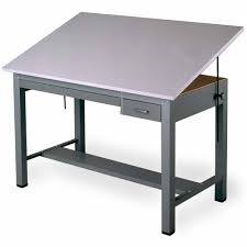 Drafting Table Straight Edge by Mayline Economy Ranger Drafting Table