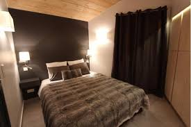 photo de chambre d adulte chambre d adulte aux tons sombres andralena photo n 56
