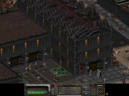 Fallout 1 Map by Fallout 2 Restoration Project I3d Net Community Forums