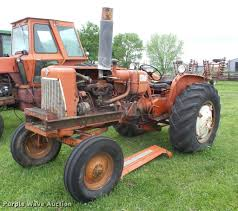 1965 allis chalmers d17 tractor item j8635 sold may 31