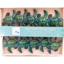 thanksgiving string lights sea turtle string lights beach party decorations ocean theme