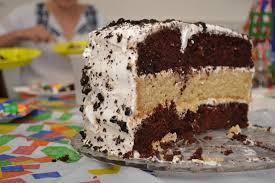 vegan birthday cake triple layer cookies u0027n u0027 cream vegan magic time