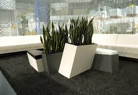 shift planter boxes with integrated seating by rainer mutsch