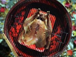 how to grill a turkey during a power outage