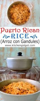 pigeon a cuisiner rice recipe arroz con gandules rice with pigeon