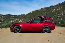 mazda cars 2017 2017 mazda mx 5 miata rf review autoguide com news