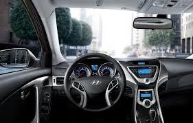 2012 Hyundai Elantra Interior Hyundai Elantra Got The Autobest 2012 Award Car Report Daily