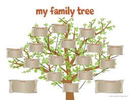 build your family tree family tree
