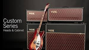 vox ac30 2x12 extension cabinet vox custom series head cabinet demo ac30ch ac15ch v212c youtube