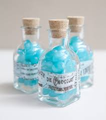 Blue Favors by Check Out These Adorable Diy Wedding Favors In Mini Jars