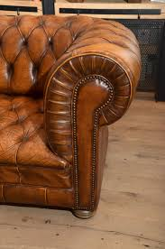 Used Chesterfield Sofa For Sale by 1970s French Leather Chesterfield Sofa For Sale At 1stdibs