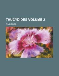 thucydides volume 2 amazon co uk thucydides 431 bc