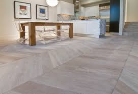 white hardwood floors modern dining room san diego by