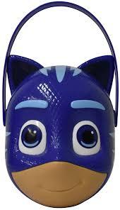 halloween pj masks catboy figural plastic pail walmart com