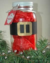 diy santa belt mason jar little house of four creating a