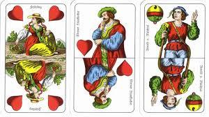 alta carta cards german suits 5