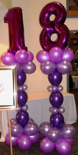 Columns For Party Decorations 39 Best 18th Birthday Party Images On Pinterest 18th Birthday