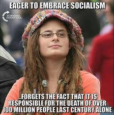 Liberal Girl Meme - 237 best liberal leftist college girl or bad argument hippie