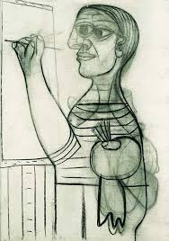 picasso u0027s self portrait evolution from age 15 to age 90 bored panda