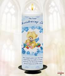 christening candles candle christening personalised christening candles candles
