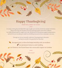 why do we celebrate thanksgiving in the united states