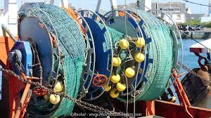 filet de peche decoratif le guilvinec u2013 retour des pêcheurs au port u2013 photos
