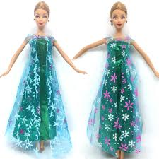 nk princess doll anna elsa movie similar dress