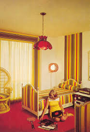 1970s Home Decor These Zany Interior Design Pictures Prove That No Decade Was More