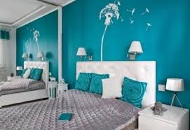 turquoise bedroom decor 10 bedroom wall décor ideas inhabit zone