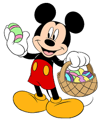easter mickey mouse disney easter clip disney clip galore
