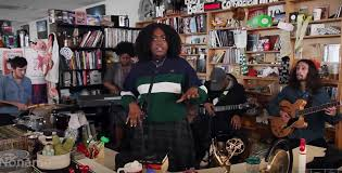 Npr Small Desk Noname Perform At A Tiny Desk Concert Hosted By Npr