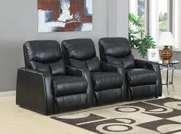 Leather Home Decor by Magnificent Leather Theater Chair On Small Home Decor Inspiration