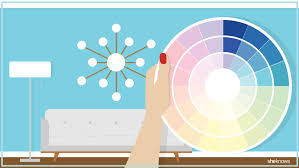 complementary paint colors color wheel hacks to make your home more inviting