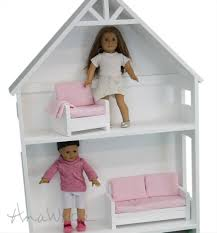 Wood Dollhouse Furniture Plans Free by Ana White American Or 18