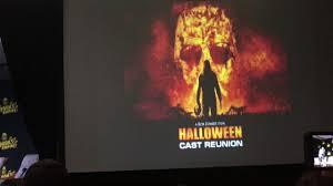 Rob Zombie Halloween 2 Cast by Rob Zombie U0027s Halloween Remake Reunion Q U0026a 4 22 2017 Youtube