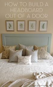 How To Make Your Own Fabric Headboard by 50 Outstanding Diy Headboard Ideas To Spice Up Your Bedroom