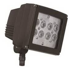 daybrite lighting fsn24wlu whp led flood lights crescent