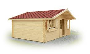 small cabins solid build