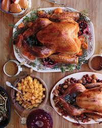 the heritage turkey martha stewart