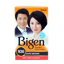 brown haircolor for 50 grey dark brown hair over 50 bigen powder hair color n30 dark brown 100 grey coverage 6 gm