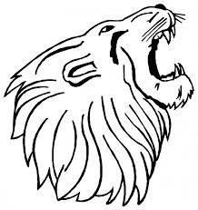 lion head pictures free download clip art free clip art
