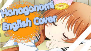heart pattern lyrics nisekoi english cover nisekoi hanagonomi leafuchii youtube