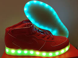 light up high tops nike air force one high top mens light up shoes sd4 nike basketball shoes