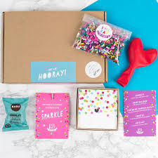 where can i buy a gift box birthday in a box gift box by milly inspired notonthehighstreet