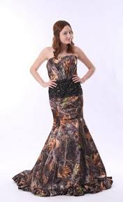 camo wedding dresses mermaid ruched sweep camo wedding gown buy from