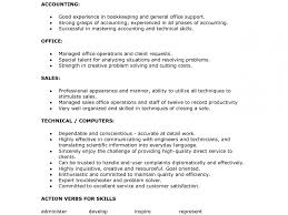 Skills Example For Resume by Exciting Skill Example For Resume Most Resume Cv Cover Letter