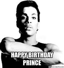 Prince Birthday Meme - image jpg