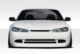 nissan sentra front bumper nissan silvia s15 1999 2002 s15 front bumper u0026 front lip